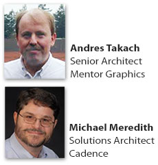 Andres Takach and Michael Meredith