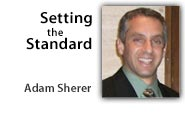 Setting the Standard Blog by Adam Sherer